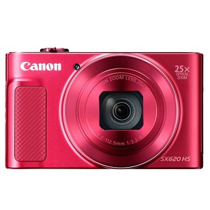 (キヤノン) Canon POWERSHOT SX620HS レッド