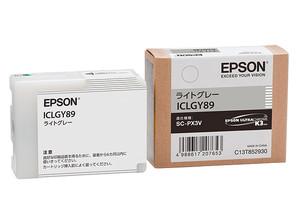 (エプソン) EPSON IC89 インクカートリッジ各色
