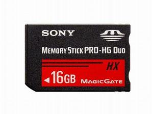 (ソニー) SONY MS-HX16B メモリースティックPRO HG Duo 16GB