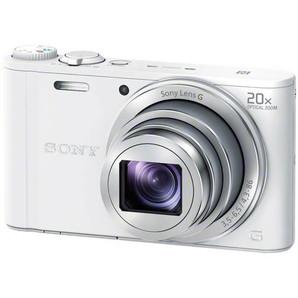 (ソニー) SONY DSC-WX350 ホワイト デジタルカメラ
