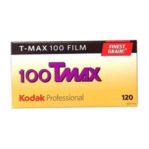 (コダック)EK T-MAX100 TMX120-5P 黒白 ブローニフィルム