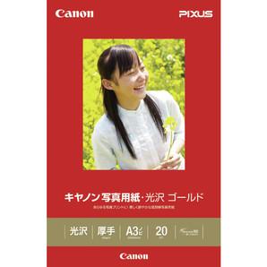 (キヤノン) Canon GL-101A3N20 写真用紙・光沢ゴールド A3ノビ 20枚