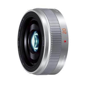 (パナソニック) Panasonic LUMIX G 20mm / F1.7 II ASPH. 【H-H020A】シルバー