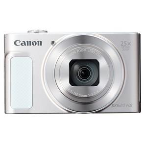 (キヤノン) Canon POWERSHOT SX620HS ホワイト
