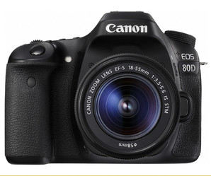 (キヤノン)Canon EOS 80D EF-S18-55 IS STM レンズキット
