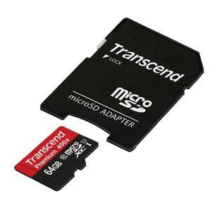 (トランセンド) Transcend TS64GUSDU1 マイクロSDXCカード64GB UHS-I