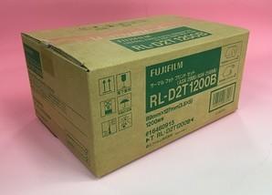 (フジフイルム) FUJIFILM RL-D2T1200B Lサイズ2本入