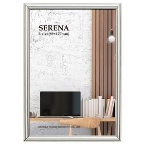 (ハクバ) HAKUBA メタルフォトフレーム SERENA(セレーナ)01 Lサイズ 1面 各色