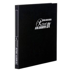 (ハクバ) HAKUBA レポートアルバムDX Lサイズ 120枚収納 (10シート入)