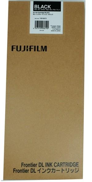 (フジフイルム) FUJIFILM DLドライインク DLIC01CYAN500 ブラック