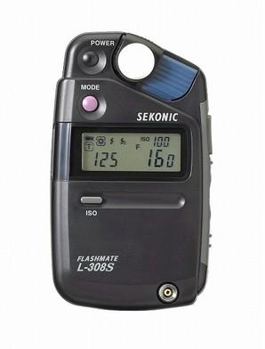 (セコニック)Sekonic L-308S フラッシュメイト