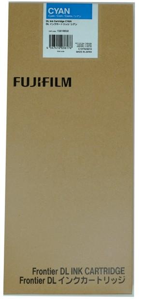 (フジフイルム) FUJIFILM DLドライインク DLIC01CYAN500 シアン