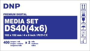 (ディー・エヌ・ピー)DNP DS40-PC 400×2 (DM4640) ADS40用