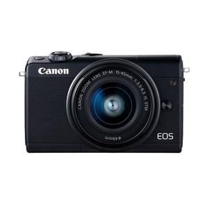 (キヤノン) Canon EOS M100 EF-M15-45 IS STM レンズキット ブラック