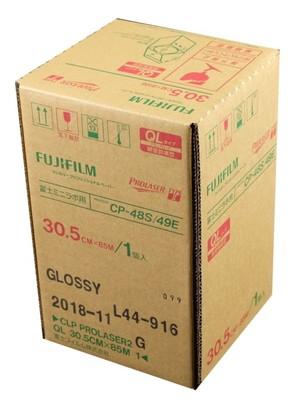 (フジフイルム) FUJIFILM  プロレーザーペーパー(グロッシー) CLPPLA2 G QL 30.5X85M 1本