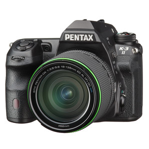(ペンタックス) PENTAX K-3 II 18-135WRキツト