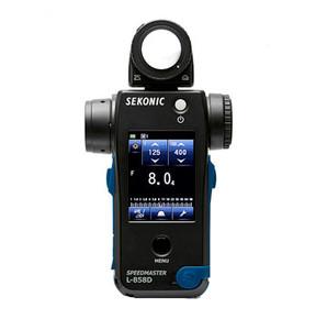 (セコニック)Sekonic L-858D スピードマスター