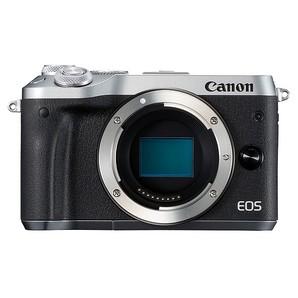 (キヤノン) Canon EOS M6 ボディー シルバー