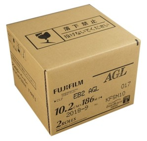 (フジフイルム) FUJIFILM  EB-II アナログ AGL 102mm×186m ×2本