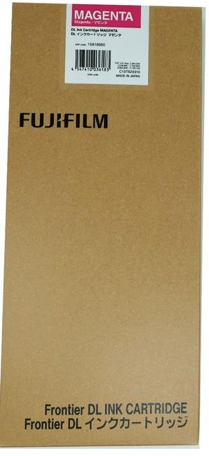 (フジフイルム) FUJIFILM DLドライインク DLIC01CYAN500 マゼンダ