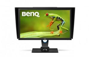 BenQ(ベンキュー) 27型WQHD/QHDカラーマネジメントディスプレイSW2700PT