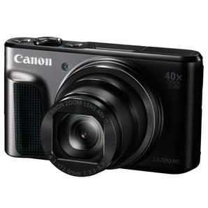 (キヤノン) Canon POWERSHOT SX720HS ブラック