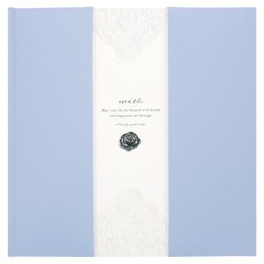 (竹野) TAKENO  SDA/WITH ライトブルー SQ 20P  220-0032