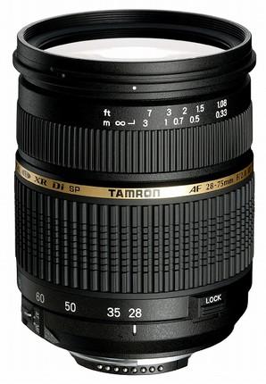 (タムロン) TAMRON SP AF28-75mm F/2.8 XR Di LD Asph