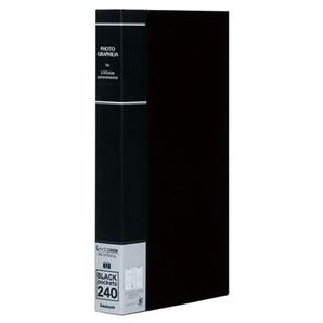 (ナカバヤシ ) NAKABAYASHI ポケットアルバム フォトグラフィリア/ PHL-1024-D ブラック