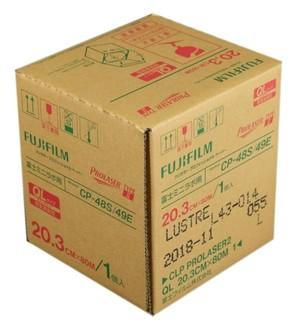 (フジフイルム) FUJIFILM  プロレーザーペーパー(ラスター) CLPPLA2 L QL 20.3X80M
