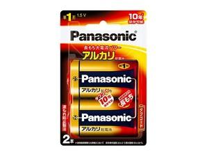 (パナソニック) Panasonic LR20XJ/2B NEW アルカリ