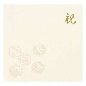 (ハクバ) HAKUBA ペーパースクウェア祝台紙 No.34 2L(カビネ)サイズ 2面