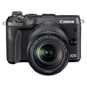 (キヤノン) Canon EOS M6 EF-M18-150 IS STMレンズキット ブラック