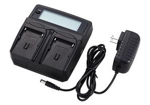 サンテック(suntech) 2連急速充電器 LS-PC201