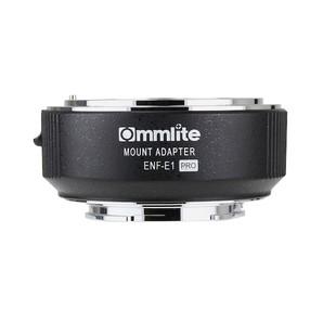 (コムライト)Commlite 電子マウントアダプター CM-ENF-E1 PRO