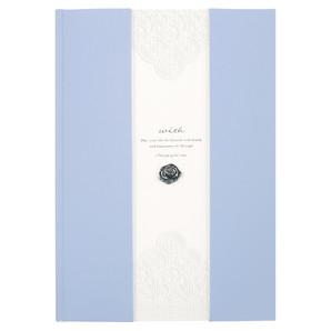 (竹野) TAKENO  SDA/WITH ライトブルー A4 10P  220-0021