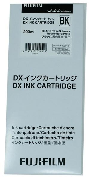 (フジフイルム) FUJIFILM DX100 インクカートリッジ BLACK