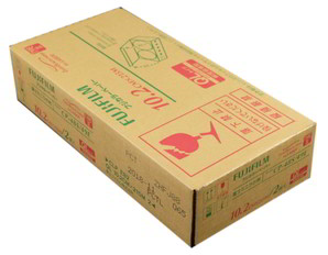 (フジフイルム) FUJIFILM EB-II for LASER PCTL QL 10.2mm×215m ×2本