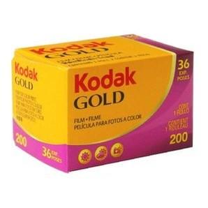 (コダック) Kodak ゴールド 200 36枚撮り カラーフィルム 英文パッケージ[海外輸入]