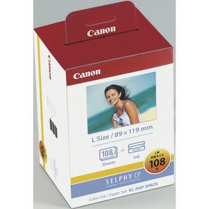 (キヤノン) Canon KL-36IP カラーインク/ペーパーセット L判 36枚 3本パック