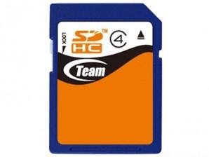 (チームジャパン) TEAMジャパン SDHCカード Class4 8GB-32GB