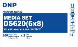 (ディー・エヌ・ピー)DNP DS620 2PC-2 200×2 DS620用