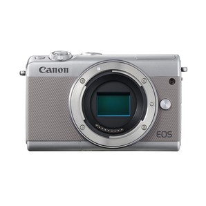 (キヤノン) Canon EOS M100 ボデイ グレー