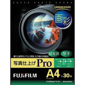 (フジフイルム) FUJIFILM  WPA430PRO  写真仕上げPro/A4 30枚