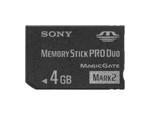 (ソニー) SONY MS-MT4G メモリースティックPRO Duo 4GB MARK2