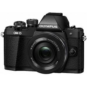 (オリンパス) OLYMPUS OM-D E-M10 Mark II 14-42 EZレンズキツト ブラツク