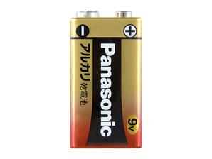 (パナソニック) Panasonic 6LR61XJ/1S NEWアルカリ