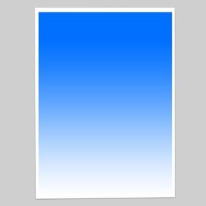 (プロ機材ドットコム) PROKIZAI.COM GP-C3 グラデーションペーパー単色(ブルー)
