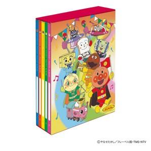 (フエル)NAKABAYASHI 5冊BOXアルバム270 アンパンマン マーチ ア-PL-270-19-2