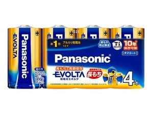 (パナソニック) Panasonic LR20EJ/4SW エボルタ
